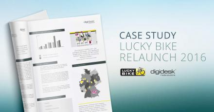Case Study zum Relaunch von Lucky Bike