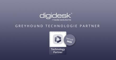 digidesk ab sofort Greyhound Technologie Partner