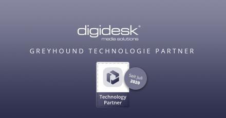 digidesk ab sofort Greyhound Technologie Partner