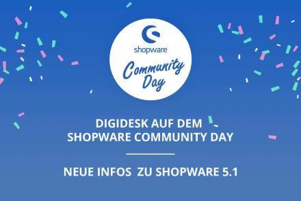 Einblick in Shopware 5.1 auf dem Community Day