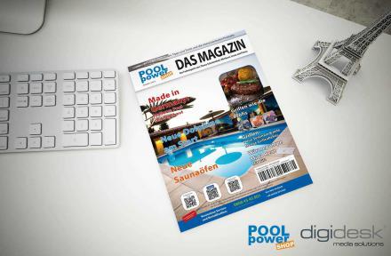 Das Poolpowershop-Magazin 2015 ist da!