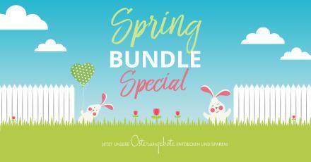 Unsere Oster-Bundles sind jetzt erhältlich!