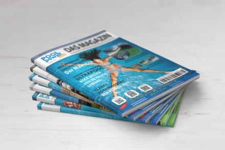 9 +1: Das Poolpowershop-Magazin, 9 Jahre spannende Herausforderungen