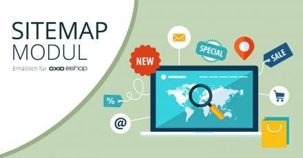 Neues OXID-Modul zum Erstellen von XML-Sitemaps