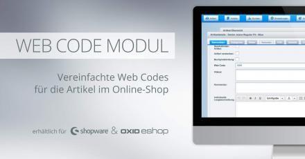 Modulvorstellung: Web Code