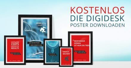 Kostenlose Poster von digidesk