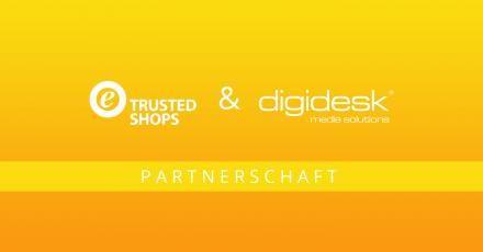 Trusted Shops & digidesk: Partnerschaft als Grundlage für weitere Kooperation