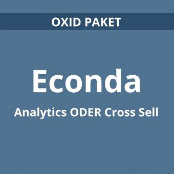econda Analytics oder Cross Sell für OXID eShop