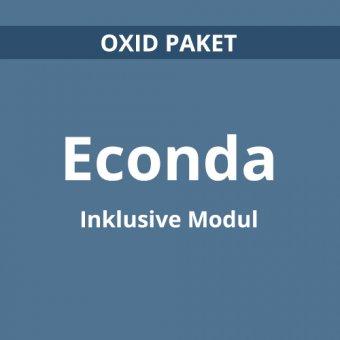 econda Cross Sell Modul und Analytics für OXID eShop