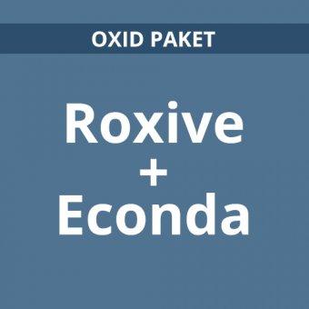 econda Analytics und Cross Sell + RoxIVE